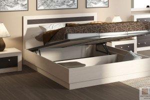 Кровать с подъемным механизмом - Мебельная фабрика «Актуаль-М»