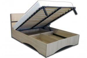 Кровать с подъёмным механизмом - Мебельная фабрика «ЛТиК»