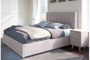 Кровать с подъемным механизмом Альфа - Мебельная фабрика «Лазурит»