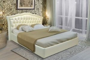 Кровать с подъемным механизмом Барселона - Мебельная фабрика «Виктория»