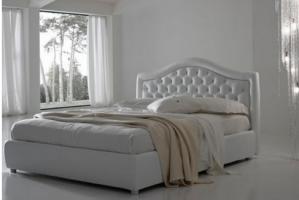 Кровать с подъемным механизмом Лаура - Мебельная фабрика «Rina»