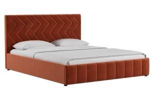 Кровать с подъемным механизмом Милана - Мебельная фабрика «Нижегородмебель и К (НиК)»