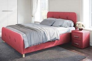 Кровать с подъемным механизмом Оливия - Мебельная фабрика «Лазурит»