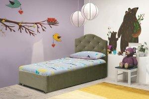 Кровать с подъемным механизмом Принцесска - Мебельная фабрика «М-Стиль»