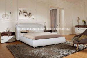 Кровать с подъемным механизмом Соната - Мебельная фабрика «Дуэт»