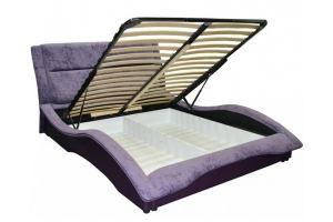 Кровать с подъемным механизмом Волна - Мебельная фабрика «Мебель для Вашей Семьи (МВС)»