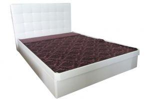Кровать с прострочкой - Мебельная фабрика «Карс-М»