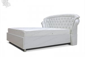 Кровать с утяжками Венера - Мебельная фабрика «АСТ-мебель»