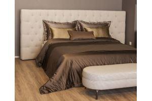 Кровать с увеличенным изголовьем Мейс - Мебельная фабрика «Эволи»
