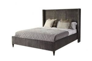 Кровать с высоким изголовьем Darby - Импортёр мебели «Галеон», г. Москва