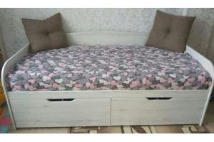 Кровать с ящиками - Мебельная фабрика «Мебель Шик»