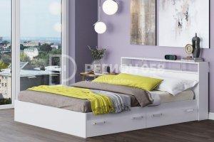 Кровать с ящиками Карина 2 - Мебельная фабрика «Регион 058»