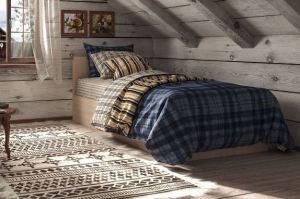 Кровать с жестким изголовьем Анеси-3 - Мебельная фабрика «ИнтерЛиния»