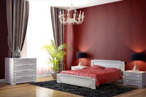 кровать Сабрина 2 - Мебельная фабрика «DM- darinamebel»