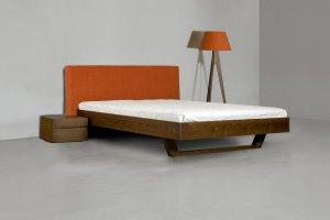 Кровать Сапфир-2 массив ясеня - Мебельная фабрика «Диамант-М»