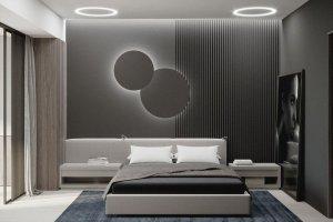 Кровать Scandinavian - Мебельная фабрика «КРИСТИ»