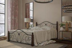 Кровать Селена 1 - Импортёр мебели «Мебвилл»