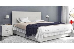 Кровать Селена с решеткой - Мебельная фабрика «Perrino»