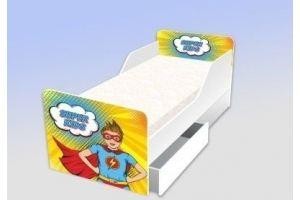 Кровать серия Классика Супер бой - Мебельная фабрика «Рим»