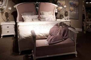 Кровать SHARLYN - Импортёр мебели «AP home»