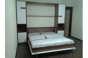 Кровать-шкаф трансформер - Мебельная фабрика «Удобна»
