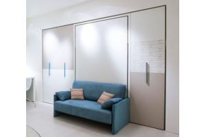 Кровать-шкаф трансформер Алтея - Мебельная фабрика «Метра»
