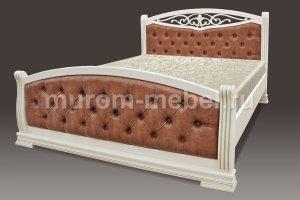 Кровать Сицилия - Мебельная фабрика «Муром-мебель»