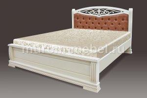 Кровать Сицилия тахта - Мебельная фабрика «Муром-мебель»