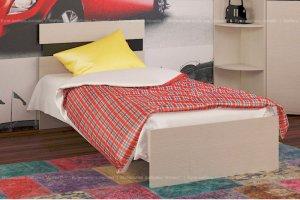 Кровать Сити 71 с ортопедическим основанием - Мебельная фабрика «Атлант»