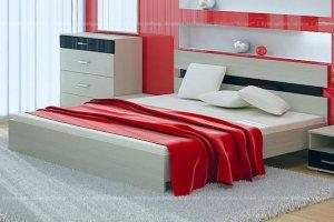 Кровать Сити 72 - Мебельная фабрика «Атлант»