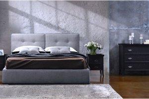 КРОВАТЬ СМАНИЯ - Мебельная фабрика «Diron»