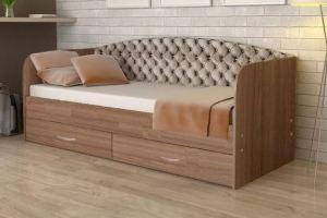 Кровать Софа-3 с мягким основанием - Мебельная фабрика «21 Век»