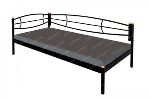 Кровать софа металлическая Аура - Мебельная фабрика «Стиллмет»