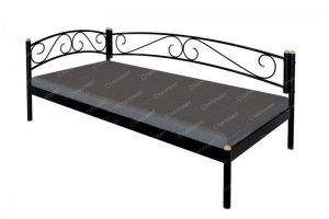 Кровать софа металлическая Люкс - Мебельная фабрика «Стиллмет»