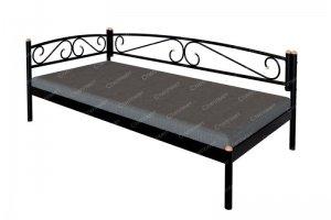 Кровать софа металлическая Оптима - Мебельная фабрика «Стиллмет»