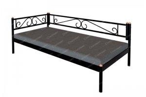 Кровать софа металлическая Шарм - Мебельная фабрика «Стиллмет»