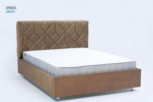 Кровать Соната - Мебельная фабрика «Империя Идей»