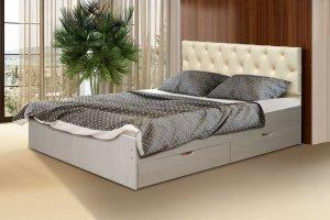 Кровать спальная 02 - Мебельная фабрика «Актив М»