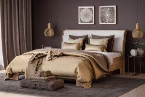Кровать спальная 1600-01 - Мебельная фабрика «Калинковичский мебельный комбинат»
