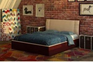 Кровать спальная Boston - Мебельная фабрика «Конкорд»