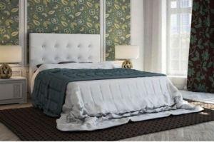 Кровать спальная Crystal 140 - Мебельная фабрика «Конкорд»