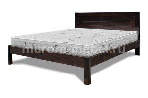 Кровать спальная Готика Т001107 - Мебельная фабрика «Муром-мебель»