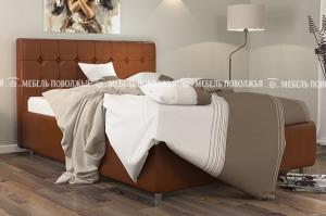 Кровать спальная Карина 2 - Мебельная фабрика «Мебель Поволжья»