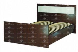 Кровать спальная КД 1 5 - Мебельная фабрика «Росток-мебель»