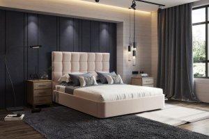 Кровать спальная Мегаполис - Мебельная фабрика «Интерика»