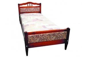 Кровать спальная Ника 7 - Мебельная фабрика «Лама»