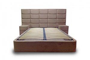Кровать спальная Олимп - Мебельная фабрика «Интерика»