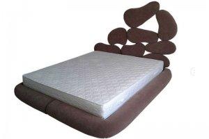 Кровать спальная оригинальная - Мебельная фабрика «Эльнинио»