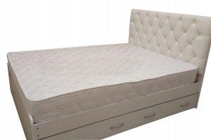 Кровать спальная с ящиками - Мебельная фабрика «Юнона»