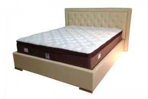 Кровать спальная светлая - Мебельная фабрика «Комфорт-Волга»